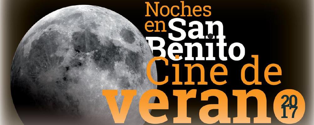 Cine de Verano en San Benito