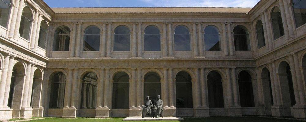 Exposiciones en el Museo Patio Herreriano