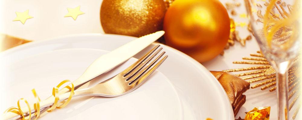 Celebra la Navidad en el Hotel Olid: Menús Navideños