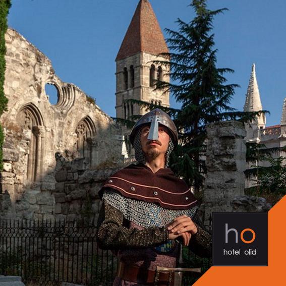 Turismo y teatro se funden en Valladolid