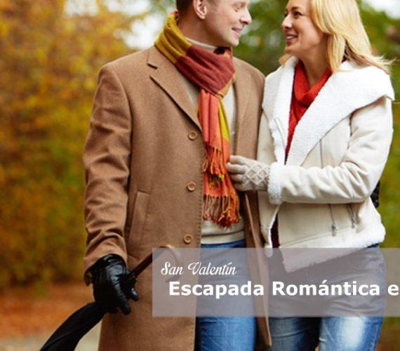 Escapada Romántica a Valladolid : Promoción San Valentín
