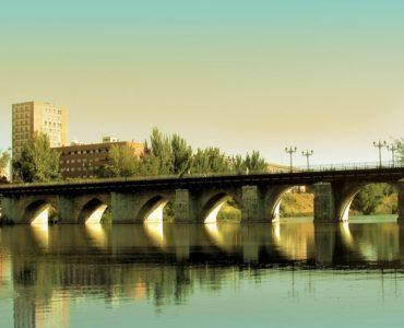 Aprovechando que el Pisuerga pasa por Valladolid…