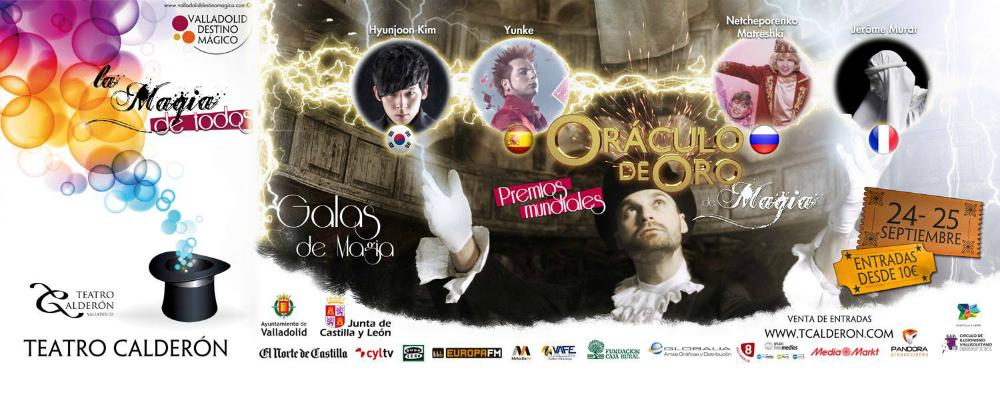 Valladolid Destino Mágico: La Gran Gala Final 'Oráculo de Oro'