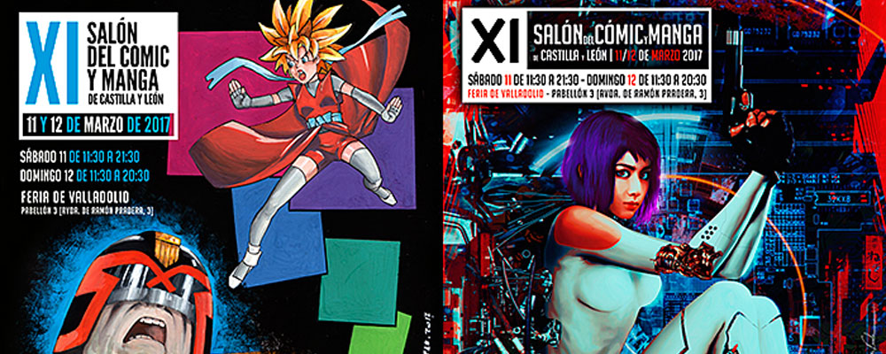 XI Salón del Cómic y Manga.